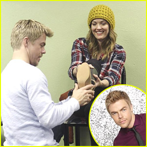 Amy Purdy Shares Personal Story Ahead of DWTS Premiere with Derek Hough