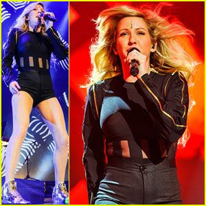 Ellie Goulding Confesses She Was a Rebel at 14!