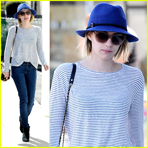 Emma Roberts on 'Adult World' Character: 'She's Really Neurotic'