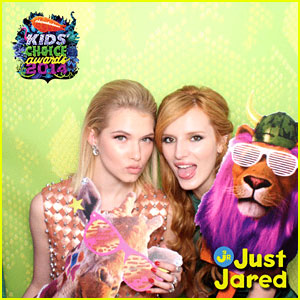 Kids' Choice Awards 2014: JJJ's GIF Booth (Exclusive!)