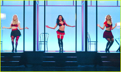 Listen to Santana, Quinn & Brittany's 'Toxic' From 'Glee's 100th!