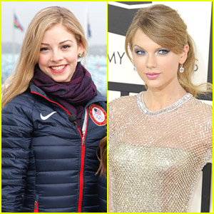 Taylor Swift & Gracie Gold Have Sushi Dinner Together