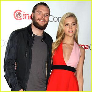 Jack Reynor & Nicola Peltz: CinemaCon Opening Night 2014