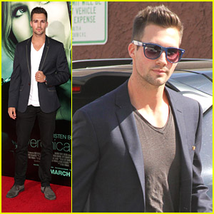 James Maslow: Joey Fatone Convinced Me To Do 'DWTS'