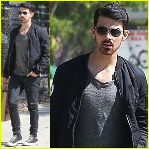 Joe Jonas Set to Attend Seattle We Day!