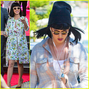 Katy Perry on Miley Cyrus Kiss: 'That Tongue is So Infamous!'
