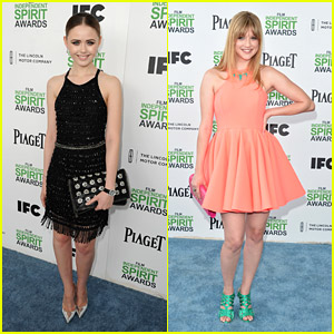 Kayture's Kristina Bazan & Bonnie Sturdivant Attend Film Independent Spirit Awards 2014