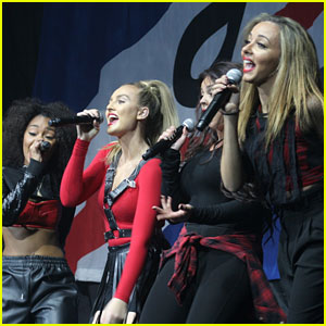 Little Mix Set To Cover 'Fabulous' Magazine!