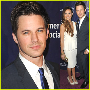Matt Lanter & Angela Stacy ENDALZ with A Night At Sardi's