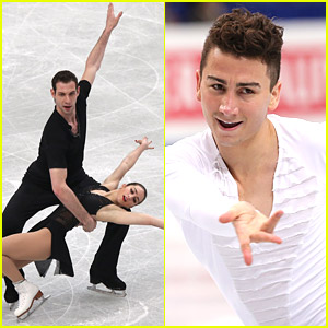 Marissa Castelli, Simon Shnapir & Jeremy Abbott: World Championships 2014 Short Program Pics!