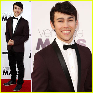 Max Schneider: 'Veronica Mars' Movie Premiere