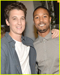 Get Used To Seeing Miles Teller & Michael B. Jordan Together In Movies