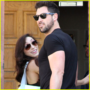 Maksim Chmerkovskiy Doesn't Want To Dance With Anyone But Meryl Davis