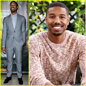 Michael B. Jordan: When in Rome, Promote 'Fruitvale Station'!