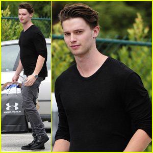 Patrick Schwarzenegger: Kevin O'Leary Is My Favorite Person to Watch on TV!