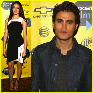 Paul Wesley & Emmy Rossum: 'Before I Disappear' at SXSW