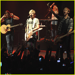 R5 To Film London Stop on 'Louder' Tour