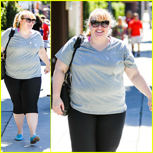 Rebel Wilson Takes Up Jiu-Jitsu!