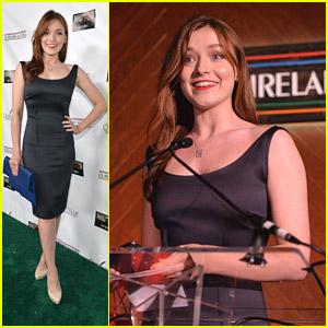 Sarah Bolger: Irish In Film Pre-Oscars Party
