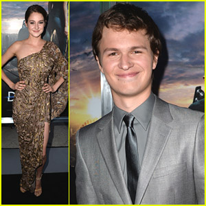 Tris Prior - We Mean Shailene Woodley - Glams Up for 'Divergent' Premiere