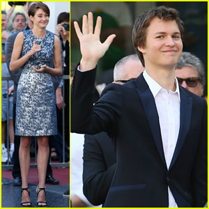 shailene woodley and ansel elgort dating interview questions