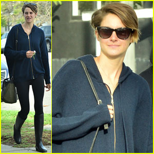 Shailene Woodley Talks 'Divergent' Fandom