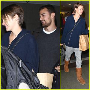 Shailene Woodley & Theo James: Stream 'Divergent' Soundtrack!