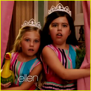 Sophia Grace & Rosie Are as Cute as Ever in 'Royal Adventure' Trailer - Watch Now!