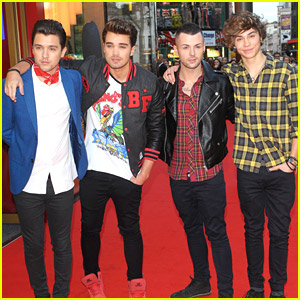 Union J NOT Moving to America, But Are Working on New Album