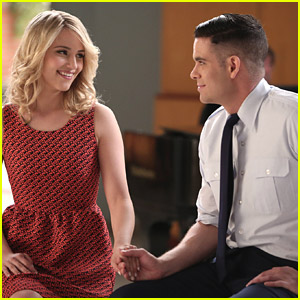 Watch Quinn & Puck's Duet From Tonight's 'Glee'!