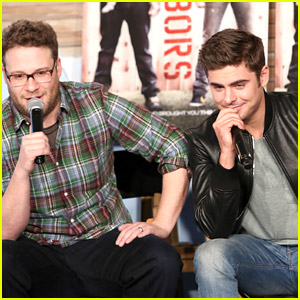 Zac Efron & Dave Franco Bring 'Neighbors' To SXSW 2014