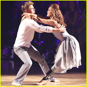 Amy Purdy On Her Emotional Contemporary DWTS Performance: 'It Was An Intensely Emotional Week'