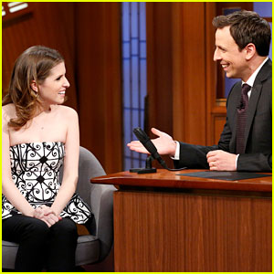 Anna Kendrick: I'm So Scared to Host 'SNL'!