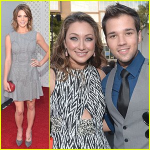 Ashley Greene & Nathan Kress Support L.A. Family Housing Awards 2014
