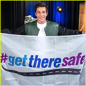 Austin Mahone Wants You To #GetThereSafe with Allstate