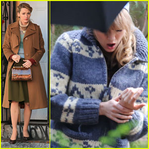 Blake Lively Back Filming 'The Age Of Adaline' After Set Injury