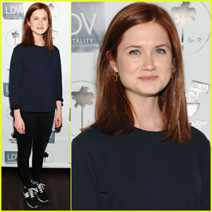 Bonnie Wright: 'Harry Potter' Was More Than I Could've Ever Wanted!