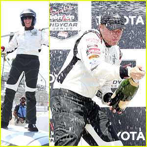 Brett Davern WINS Toyota Pro/Celeb Race 2014!