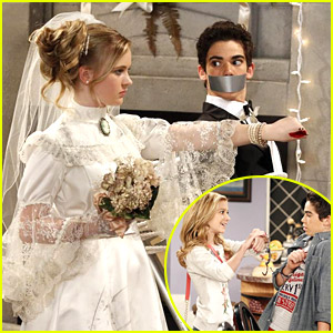 Sierra McCormick & G Hannelius Are Crazy Over Cameron Boyce on 'Jessie'