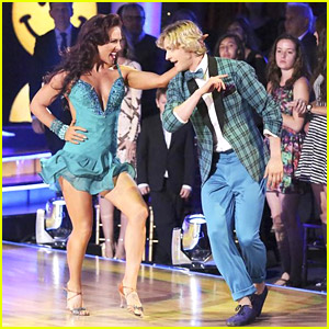 See The Pics From Charlie White & Sharna Burgess' Happy Jive