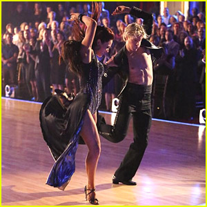 Charlie White & Sharna Burgess' 'DWTS' Paso Doble: Ol�!