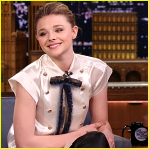 Chloe Moretz is Terrified of the NYC Subway