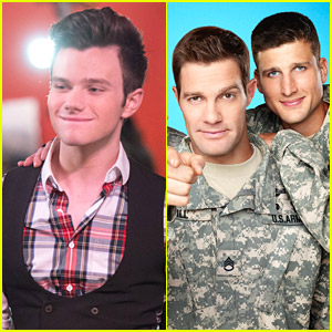 Chris Colfer Heads To 'Cleveland'; Parker Young & Geoff Stults Go From Brothers to Cousins