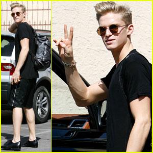 Cody Simpson: Beautiful Ladies Keep Me on My Feet!