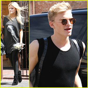 Cody Simpson Won't Be Going Shirtless on 'DWTS'