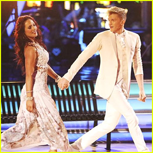 Cody Simpson Serenades Sharna Burgess on 'DWTS'! We Die!