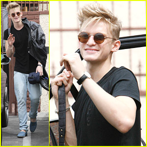 Cody Simpson Teases Disney Dance for 'Dancing With The Stars'