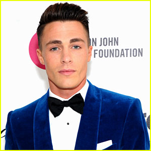 Colton Haynes Joins 'San Andreas' Film!