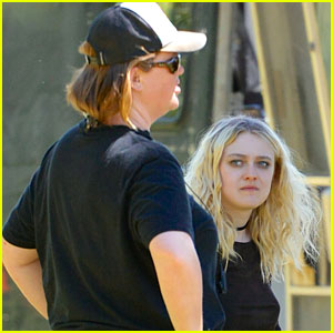 Dakota Fanning Goes Gritty for 'Untitled Gerardo Naranjo Project' in Vegas