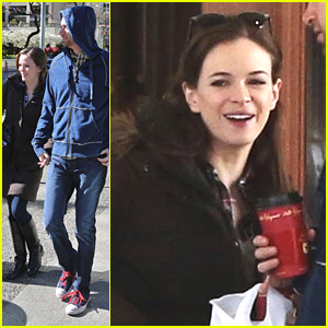Danielle Panabaker Learns To Cook In Between 'Flash' Filming